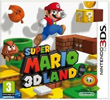 SUPER MARIO 3D Land Nintendo 3DS Adventure Video Game 3 DS New UK Release Sealed