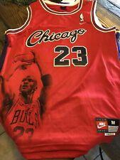 Brand New Michael Jordan Chicago Bulls Basketball 1984 Jersey - Size  S