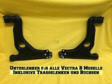 OPEL Satz Querlenker Vectra B alle Modelle Unterlenker + Buchsen + Traggelenk