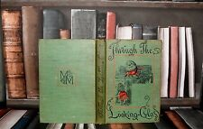 **Through the looking glass, Lewis Carroll. Macmillan, HB 1922, illustrated.