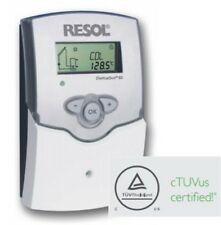 Certified Solar Hot Water Controller-Resol DeltaSol BS/4 incl. 3 sensors