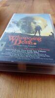 RARE VHS TAPE 'WHISPERING DEATH' A.K.A ALBINO PRE CERT HORROR CHRISTOPHER LEE