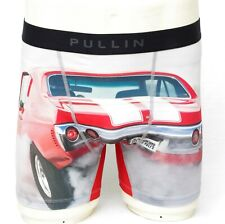 PULLIN Boxer underwear homme FA 2 BURNOUT Fashion PULL IN