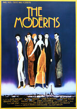 The Moderns Paris Presseheft Keith Carradine, Linda Fiorentino, Wallace Shawn