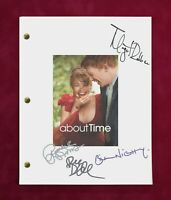 About Time Complete Movie Script With Reproduction Signatures
