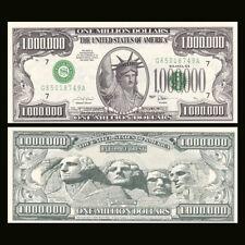 United States USA 1000000/ 1 Million Dollar SOUVENIR, 2001,STATUE OF LIBERTY,UNC