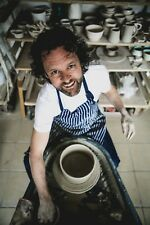 Potters Wheel One day course Throwing for Beginners (flexible dates available).