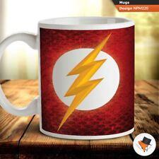 The Flash 2018 logo coffee tea mug cup gift birthday christmas present A