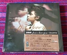 Hins Cheung ( 張敬軒 ) ~ P.S. I Love You ( Hong Kong Press ) Cd