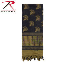 88533 Rothco Olive Drab Spartan Shemagh Tactical Desert Scarf