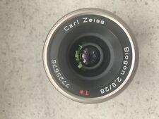 Carl Zeiss Biogon 28mm F2.8 Contax G Mount - Read Description!