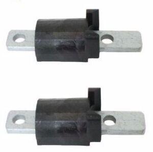 Volvo S60 S80 V70 XC70 Steering Limiter Lock Stop (Pair) Black