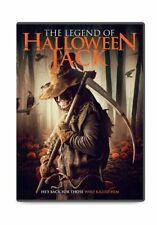 The Legend of Halloween Jack DVD NEW