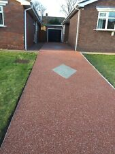 resin bound driveway from £55 sqm