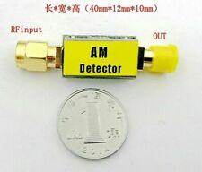 0.1M-6000 Mhz Rf Am detector Envelope amplitude Discharge signal detection 6Gmz