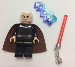 Lego Star Wars Minifigures - Count Dooku