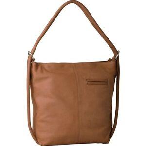 GABEE Indiana Leather Convertible Handbag Backpack - Large  All Handbags