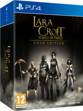 Jeu PS4 LARA CROFT AND THE TEMPLE OF OSIRIS - Edition gold