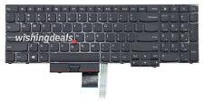 New Keyboard for Lenovo Thinkpad E530 E530C E535 E545 US English layout