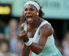 Serena Williams UNSIGNED photograph - B273 - Tennis Superstar