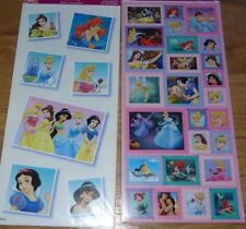 Disney Princess Scrapbooking Stickers & Stamp Stickers Sandylion