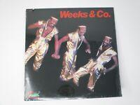Weeks & Co. Self Titled LP SalSoul 1983 Sealed