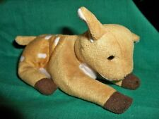 Ty Beanie Baby Fawn Deer Antlers trophy Hunting