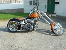 2006 Custom Built Motorcycles Chopper