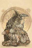 Jim Hensons Beneath Dark Crystal #6 Preorder Var Archaia Comic 1st Print 2019 NM