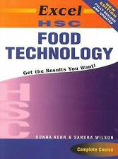 Excel HSC Food Technology by Donna Kerr, Sandra Wilson (Paperback, 2010)