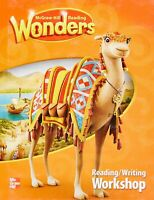 Reading Wonders Reading/Writing Workshop Grade 3 (ELEMENTARY CORE READING) by…