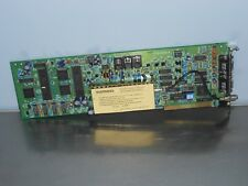 VISIONEX 301-500-003 RF RECEIVER CARD WITH COAX AND DUAL 15PIN CONNECTORS