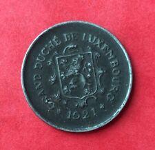 Luxembourg - Très Jolie  monnaie de 5 Centimes 1921