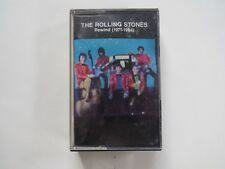 ROLLING STONES - Rewind - Cassette Album - 1984