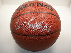 BILL RUSSELL #6 SIGNED BASKETBALL PSA/DNA CERTIFIED AUTHENTIC AUTOGRAPH  #P83606