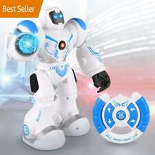 Toys For Boys Robot Kids Remote Control Robot Educational Musical Toy Xmas Gift