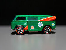 Vintage Hot Wheels Redline Green Beach Bomb