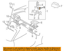 AUDI OEM 01-06 TT Quattro Motor-Convertible/soft Top-Relay 8H0951253