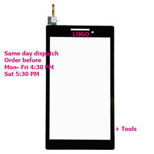 Original Front Glass Touch Screen digitizer for Lenovo Tab 2 A7-10F tab2 A7-10