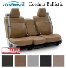 Coverking Custom Seat Covers Ballistic Canvas 1 Row Ford F-150 Series - 5 Colors