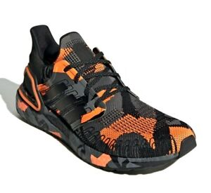adidas FV8330 Limited Edition ULTRABOOST 20 Geometric Camo Men's Running Shoes