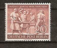 WEST BERLIN # 9N112 MNH BORSIG INDUSTRIAL LEADER