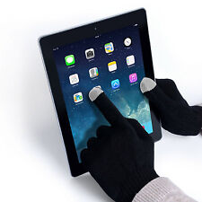 Texting Gloves for iPhone4/4S/5/5S/5C iPad mini 2, iPad Air -Touch Screen-Black