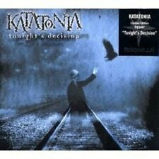 "KATATONIA ""TONIGHTS DECISION"" CD 13 TRACKS NEU"
