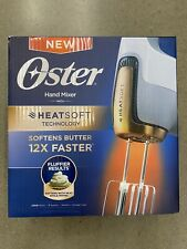 Oster Hand Mixer With Heat Soft Technology