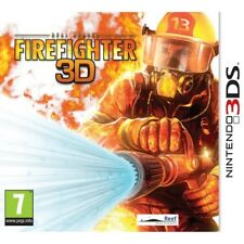 Real Heroes Firefighter 3D Game 3DS
