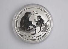 1 Dollar Australien 2016 Lunar Monkey Affe Silber 999 1 OZ