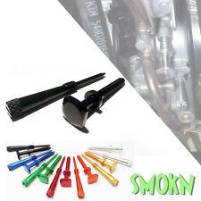 Easy Adjust Idle & Air Mixture Screw Set fit KTM SX 125 200 EXC Keihin PWK Black