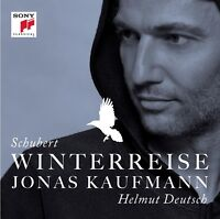 JONAS KAUFMANN - WINTERREISE-JEWELCASE EDITION  CD NEW! SCHUBERT,FRANZ