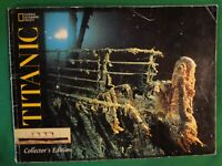 1999 TITANIC COLLECTOR'S EDITION   NATIONAL GEOGRAPHIC   PAPERBACK
